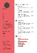 英语简历模板下载编辑